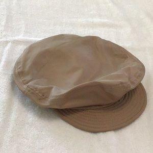 Brixton Nylon Newsboy Hat